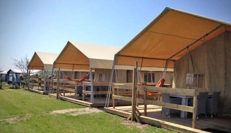 Camping Callassande - Camping met laadpaal