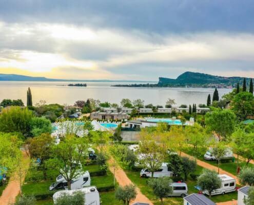 8 Populaire campings met laadpaal in Italië