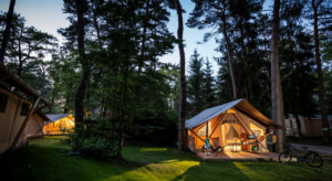 Huttopia Campings - Camping met laadpaal