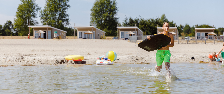 RCN Vakantiepark Zeewolde - Camping met laadpaal